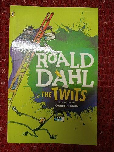 Second hand book The Twits - Roald Dahl