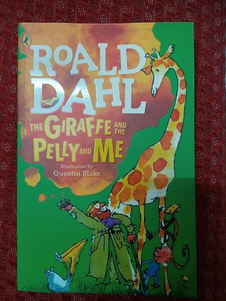 Second hand book The Giraffe And The Pelly And Me - Roald Dahl