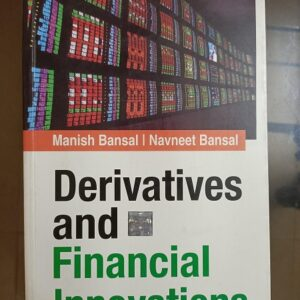 Second hand book Derivatives And Financial Innovations