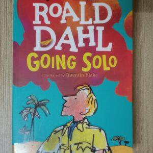 Second hand book Roald Dahl - Going Solo