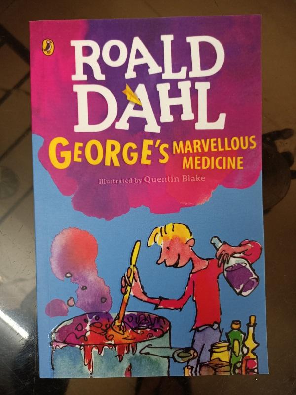 Roald Dahl - George's Marvellous Medicine