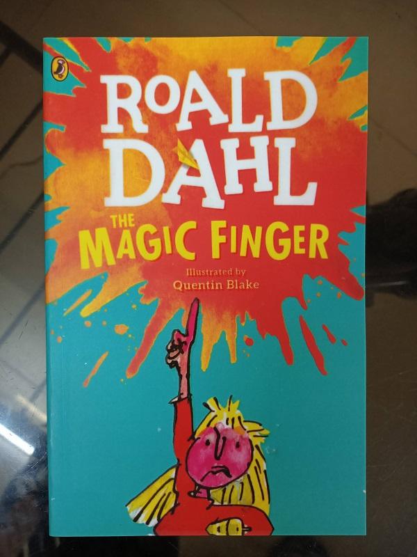 Second hand book Roald Dahl - The Magic Finger