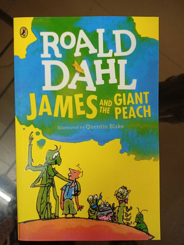 Second hand book Roald Dahl - James And The Giant Peach