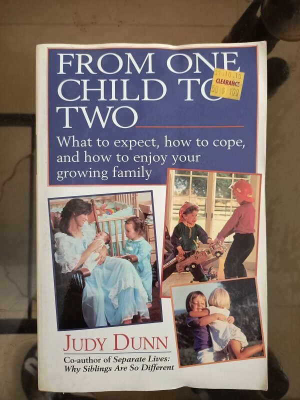 Used Book From One Child To Two