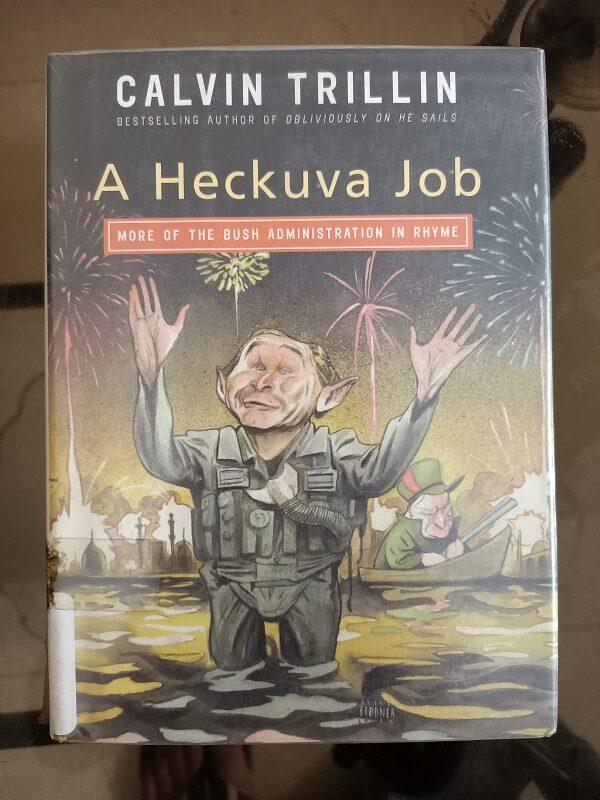 Second hand book A Heckuva Job